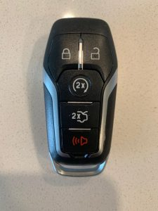 Cadillac car key duplication